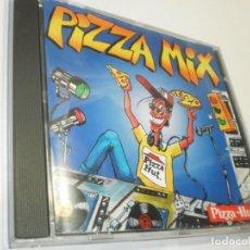 CDs de Música: CD PIZZA MIX. PIZZA HUT. MAX 1994 SPAIN 15 TEMAS (BUEN ESTADO). Lote 261260995