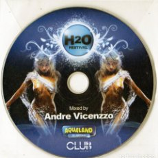 CDs de Música: ANDRE VICENZZO - H20 FESTIVAL. Lote 261261840