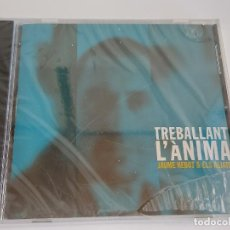 CDs de Música: JAUME NEBOT & ELS ALIATS / TREBALLANT L'ÀNIMA / CD - ADICCIONS-2000 / 11 TEMAS / PRECINTADO.. Lote 261264215