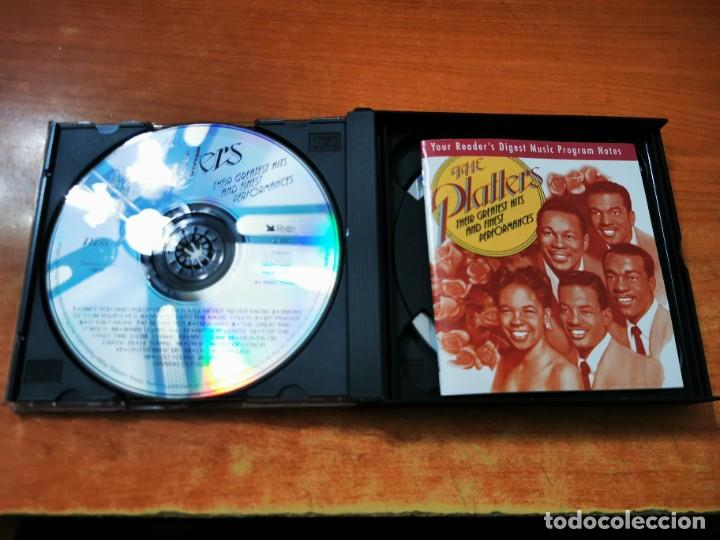 CDs de Música: THE PLATTERS Their greatest hits and finest performances 3 CD ALBUM DEL AÑO 1994 READERS DIGEST BOX - Foto 2 - 261268320
