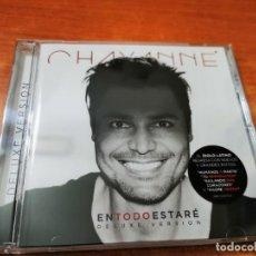CDs de Música: CHAYANNE EN TODO ESTARE DELUXE VERSION CD ALBUM DEL AÑO 2014 REMIX YANDEL CONTIENE 14 TEMAS. Lote 261269820