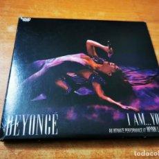 CDs de Música: BEYONCE I AM ....YOURS - 2 CD + DVD DIGIPACK DEL AÑO 2009 LOS CD'S CONTIENEN 20 TEMAS. Lote 261273705