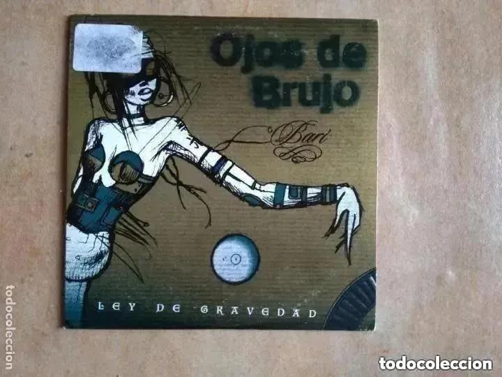 OJOS DE BRUJO - LEY DE LA GRAVEDAD (CDSG) (Música - CD's Otros Estilos)