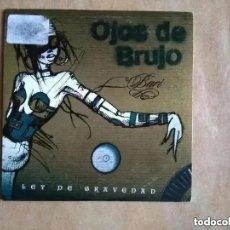 CDs de Música: OJOS DE BRUJO - LEY DE LA GRAVEDAD (CDSG). Lote 261323690