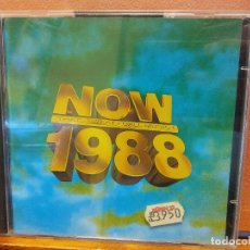 CDs de Musique: CD. NOW THAT'S WHAT I CALL MUSIC! 1988. Lote 261337920