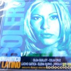 CD di Musica: BOLERO ROMANTICO Y LATINO REV NOTICIAS CD 33 CERRADO. Lote 261371010