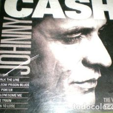 CDs de Música: JOHNNY CASH THE VERY BEST OF REMASTERED EDITION CD 11. Lote 261388755