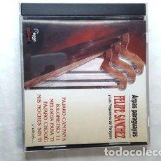 CDs de Música: CD ARPAS PARAGUAYAS FELIPE SANCHEZ Y LOS PREGONEROS PARAGUAY. Lote 261389930
