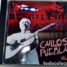 CDs de Música: CARLOS PUEBLA CD VOL1. Lote 261430195