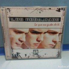 CDs de Musique: CD. LOS REBUJITOS. LO QUE MAS ME GUSTA DE TI. Lote 261522670
