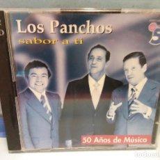 CDs de Musique: CD. LOS PANCHOS. SABOR A TI. Lote 261523125