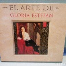 CD di Musica: CD. EL ARTE DE GLORIA ESTEFAN.. Lote 261523795