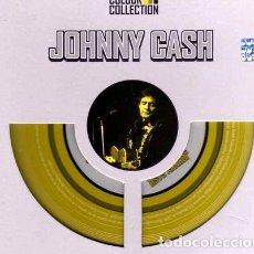 CDs de Música: JOHNNY CASH COLOUR COLLECTION. Lote 261427570