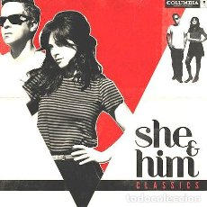 CDs de Música: SHE HIM CLASSICS. Lote 261442405