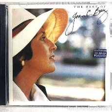 CDs de Música: CD JOAN BAEZ THE BEST OF JOAN BAEZ ORIGINAL. Lote 261462165