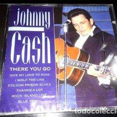 CDs de Música: JOHNNY CASH THERE YOU GO CD NUEVO IMPORTADO. Lote 261462190