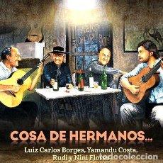 CDs de Música: COSA DE HERMANOS. Lote 261477445