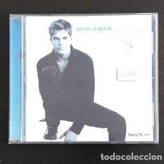 CDs de Música: CD ORIGINAL RICKY MARTIN VUELVE EXC ESTADO. Lote 261491775