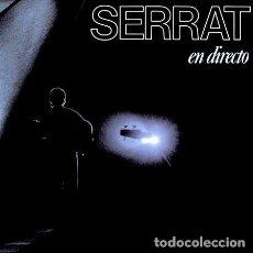 CDs de Música: SERRAT EN DIRECTO CD. Lote 261504660