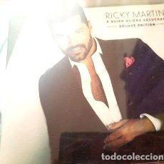 CDs de Música: RICKY MARTIN CD A QUIEN QUIERA ESCUCHAR. Lote 261510925