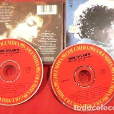 CDs de Música: BOB DYLANS GREATEST HITS VOL2 CD DOBLE ARG. Lote 261511420
