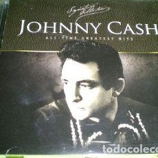 CDs de Música: JOHNNY CASH ALL TIME GREATEST HITS CD 1. Lote 261514280
