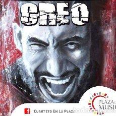 CDs de Música: ULISES BUENO CREO CD NUEVO SELLADO. Lote 261515410