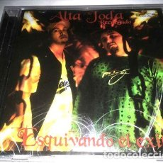 CDs de Música: ALTA JODA RECARGADO ESQUIVANDO EL EXITO CD NUEVO CERRADO. Lote 261516430