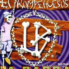 CDs de Música: LA BARRA EL ROMPEHUESOS MAZO DE CARTAS CD USADO IMPECABL. Lote 261517235