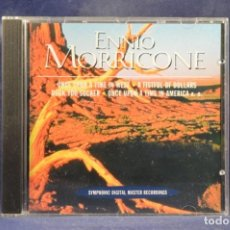 CD di Musica: ENNIO MORRICONE - ONCE UPON A TIME IN WEST / A FISTFUL OF DOLLARS DUCK YOU SUCKER - CD. Lote 261525830