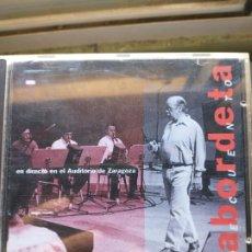 CDs de Música: LABORDETA CF. Lote 261537210