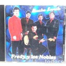 CDs de Música: FREDY Y LOS NOBLES NUESTRO SECRETO DE LA BUENA ESTRELLA. Lote 261516825