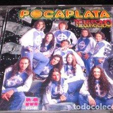 CDs de Música: CD POCA PLATA TELEFONO EQUIVOCADO. Lote 261517090