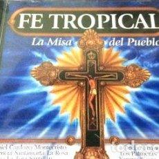 CDs de Música: D CARDOZA POTENCIA SANTAMARTA LA ROSA FE TROPICAL CD NUE. Lote 261517150