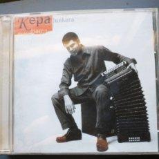 CDs de Música: KEPA JUNQUERA CD. Lote 261539430