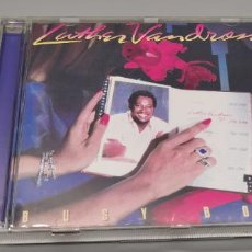 CDs de Música: CD BUSY BODY LUTHER VANDROSS. Lote 261565540