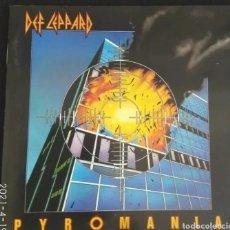 "CDs de Música: DEF LEPPARD ""PYROMANIA"". Lote 261569480"