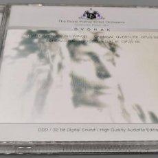 CDs de Música: DVORAK THE ROYAL PHILARMONIC ORCHESTRA. Lote 261571225
