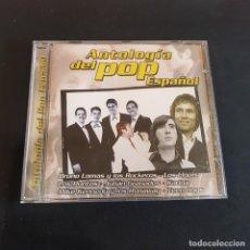 CDs de Música: CD ANTOLOGIA DEL POP ESPAÑOL. Lote 261573690