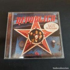 CDs de Música: CD REPÚBLICA. Lote 261576605