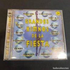 CDs de Música: CD GRANDES HIMNOS DE LA FIESTA 2 CDS. Lote 261584755
