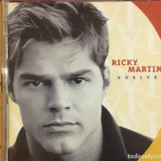 CDs de Música: RICKY MARTIN - VUELVE. Lote 261590960