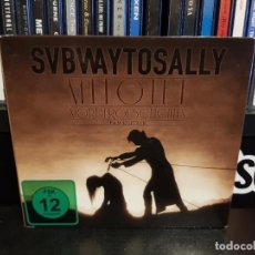 CDs de Música: SUBWAY TO SALLY - MITGIFT - CD+DVD - LIMITED EDITION. Lote 261609120
