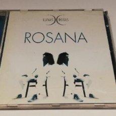 CDs de Música: L6-ROSANA - LUNAS ROTAS- CD DISC NM PORT VG /ENVIO DESDE ESPAÑA!. Lote 261609605