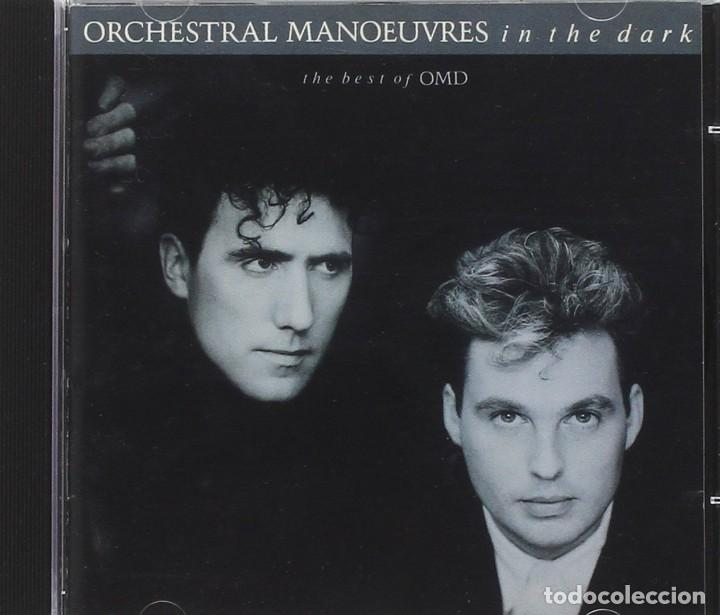 ORCHESTRAL MANOEUVRES IN THE DARK - THE BEST OF OMD - CD (Música - CD's Pop)
