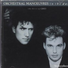 CDs de Música: ORCHESTRAL MANOEUVRES IN THE DARK - THE BEST OF OMD - CD. Lote 261610080