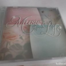 CDs de Música: 2 CD .- MUSIC OF YOUR LIFE - SECRET RENDEZVOUS- ZESTEFY-2012- CD 1-17 TEMAS- CD 2 17 TEMAS. Lote 261610550
