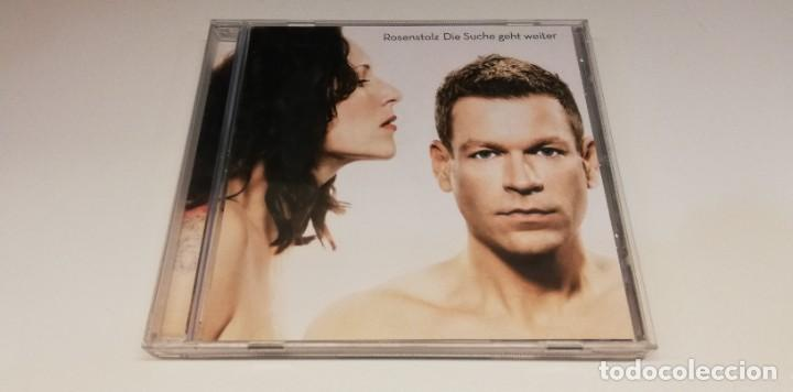 L6-ROSENSTOLZ - DIE SUCHE GEHT - CD DISC NM PORT VG /ENVIO DESDE ESPAÑA! (Música - CD's Otros Estilos)