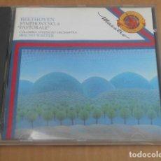 CDs de Música: BEEETHOVEN SYMPHONY Nº 6 PASTORALE. Lote 261610865