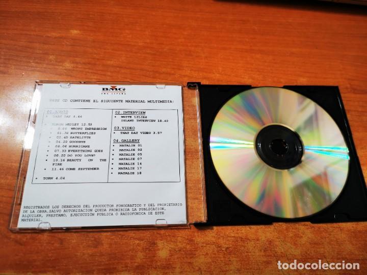 CDs de Música: NATALIE IMBRUGLIA White lilies island CD MAXI SINGLE PROMO CD-R BMG 3 TEMAS + ENTREVISTA+VIDEO+FOTOS - Foto 2 - 261614335